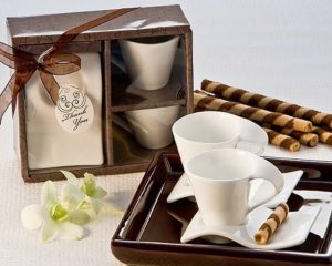 Cappuccino And Espresso Set