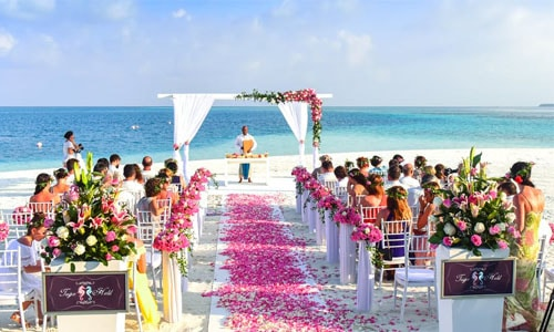 Best Destinations And Ideas For A Unique Outdoor Wedding