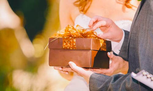 Wedding Gifts Etiquette