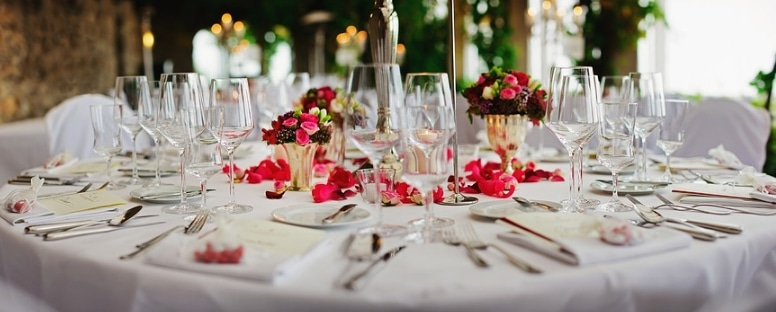 wedding costs catering